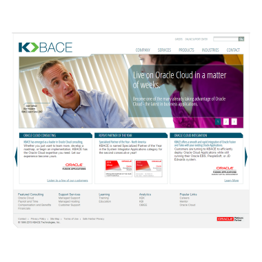 Drupal Website Development for KBACE